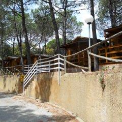 Отель Camping Santa Elena Ciutat Испания, Льорет-де-Мар - отзывы, цены и фото номеров - забронировать отель Camping Santa Elena Ciutat онлайн приотельная территория