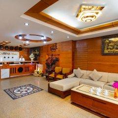 Отель Kim Hoang Long Нячанг интерьер отеля