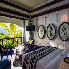 Отель InterContinental Danang Sun Peninsula Resort комната для гостей фото 5