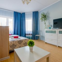 Гостиница Елена (квартирное бюро) комната для гостей фото 5