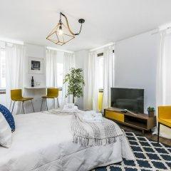 Отель LxWay Lisboa aos Poiais Лиссабон комната для гостей