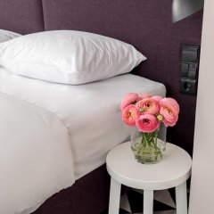 AZIMUT Отель Смоленская Москва 4* Полулюкс SMART с различными типами кроватей фото 5