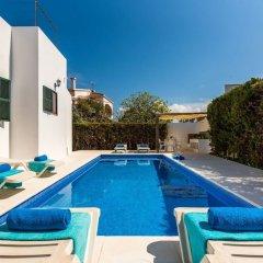 Отель Menorca Mestral Испания, Кала-эн-Бланес - отзывы, цены и фото номеров - забронировать отель Menorca Mestral онлайн бассейн