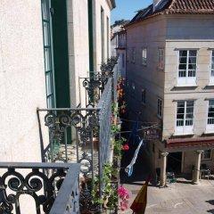 Отель Anunciada Испания, Байона - отзывы, цены и фото номеров - забронировать отель Anunciada онлайн балкон