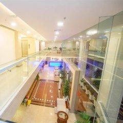 Отель Calm Seas Нячанг бассейн