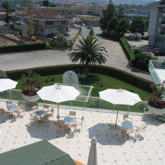 Отель Miramare Италия, Ситта-Сант-Анджело - отзывы, цены и фото номеров - забронировать отель Miramare онлайн пляж