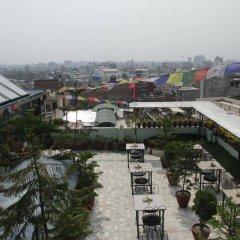 Отель Nepalaya Непал, Катманду - отзывы, цены и фото номеров - забронировать отель Nepalaya онлайн балкон