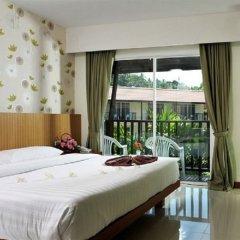 Отель Baan Karon Resort балкон