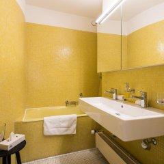 Отель Limmat River Side Apartment by Airhome Швейцария, Цюрих - отзывы, цены и фото номеров - забронировать отель Limmat River Side Apartment by Airhome онлайн ванная