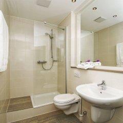 Отель City-herberge Dresden ванная
