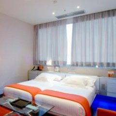 Hotel Fira Congress 4* Стандартный номер с различными типами кроватей фото 13