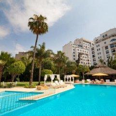 Отель El Oumnia Puerto Марокко, Танжер - отзывы, цены и фото номеров - забронировать отель El Oumnia Puerto онлайн бассейн фото 3