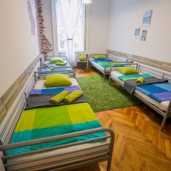 Friends Hostel and Apartments Budapest сауна