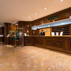 Rege Hotel Сан-Донато-Миланезе интерьер отеля
