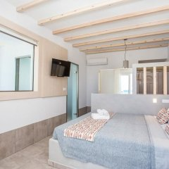 Отель Alexander Studios & Suites - Adults Only комната для гостей фото 9