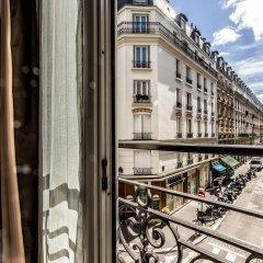 Отель Atelier Montparnasse Hôtel балкон