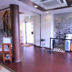 APA Hotel Nagasaki-Ekimae Нагасаки интерьер отеля