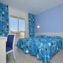 Club Hotel Aguamarina комната для гостей фото 3