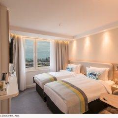 Отель Holiday Inn Express Cologne - City Centre комната для гостей
