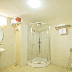 Hanoi Little Center Hotel ванная