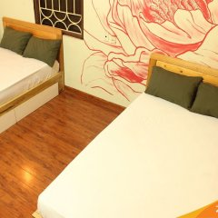 Zostay Halong Hostel Backpackers комната для гостей