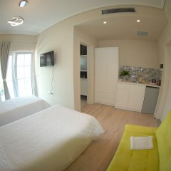Отель Vila Abiori Албания, Ксамил - отзывы, цены и фото номеров - забронировать отель Vila Abiori онлайн комната для гостей фото 2