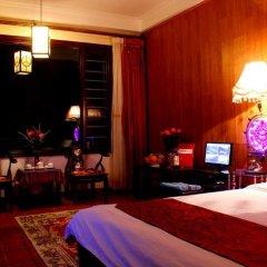 Отель Sapa Luxury Вьетнам, Шапа - отзывы, цены и фото номеров - забронировать отель Sapa Luxury онлайн комната для гостей фото 2