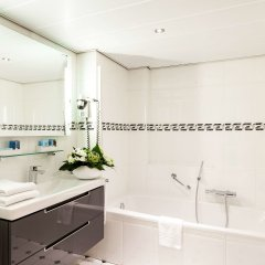 Отель Novotel Amsterdam City Амстердам ванная фото 2