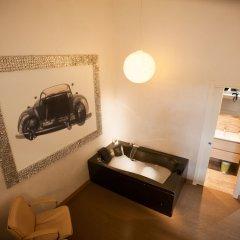 Отель Irooms Jacuzzi Suites Италия, Рим - отзывы, цены и фото номеров - забронировать отель Irooms Jacuzzi Suites онлайн комната для гостей фото 3
