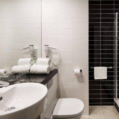 Отель Holiday Inn Express Amsterdam Arena Towers Нидерланды, Амстердам - 2 отзыва об отеле, цены и фото номеров - забронировать отель Holiday Inn Express Amsterdam Arena Towers онлайн ванная