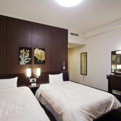 Отель Route-Inn Tomakomai Ekimae Япония, Томакомай - отзывы, цены и фото номеров - забронировать отель Route-Inn Tomakomai Ekimae онлайн комната для гостей