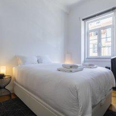 Апартаменты Sunny & Quiet Lisbon Apartment Лиссабон комната для гостей фото 4