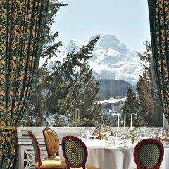 Carlton Hotel St Moritz фото 3