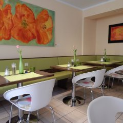 Отель Andra München Германия, Мюнхен - 8 отзывов об отеле, цены и фото номеров - забронировать отель Andra München онлайн питание фото 2