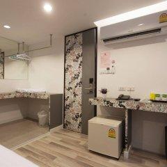 Отель Nantra Ploenchit Бангкок удобства в номере фото 2