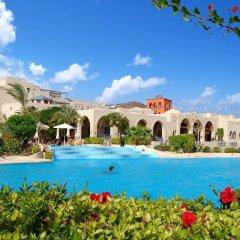 Отель El Wekala Aqua Park Resort бассейн фото 2