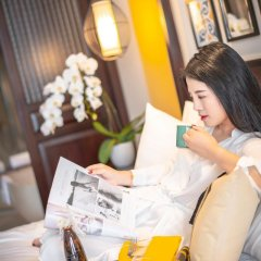 Allegro Hoi An Little Luxury Hotel & Spa Хойан в номере