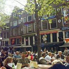 Отель Amsterdam Hostel Leidseplein Нидерланды, Амстердам - отзывы, цены и фото номеров - забронировать отель Amsterdam Hostel Leidseplein онлайн