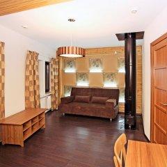 Гостиница Лесная Рапсодия комната для гостей фото 3