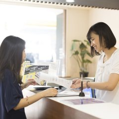 Residence Hotel Hakata 10 Хаката питание