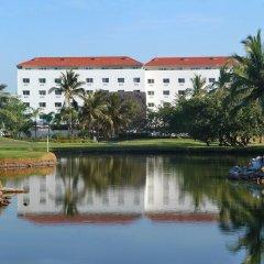 Отель Comfort Inn Puerto Vallarta Пуэрто-Вальярта приотельная территория фото 2