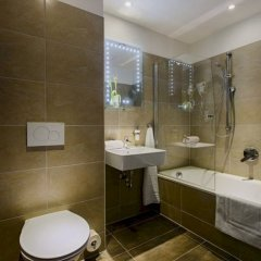 BO Hotel Hamburg ванная фото 2