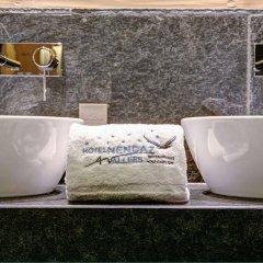 Отель Nendaz 4 Vallées & SPA Нендаз ванная