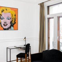 Отель B&B Downtown-BXL Бельгия, Брюссель - отзывы, цены и фото номеров - забронировать отель B&B Downtown-BXL онлайн в номере фото 2