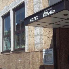 Hotel Fidelio вид на фасад фото 4