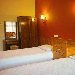 Отель Tas Motel Сиде комната для гостей фото 2