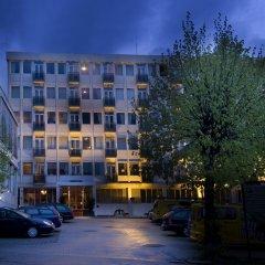Отель Scandic Victoria парковка