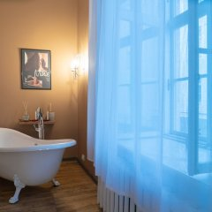 Отель Godart Rooms Эстония, Таллин - отзывы, цены и фото номеров - забронировать отель Godart Rooms онлайн ванная фото 2