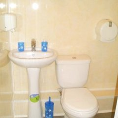 Гостиница Прима Спорт Эрмитаж ванная