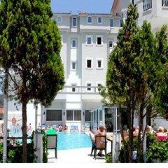 Blue Park Hotel Турция, Мармарис - отзывы, цены и фото номеров - забронировать отель Blue Park Hotel онлайн бассейн